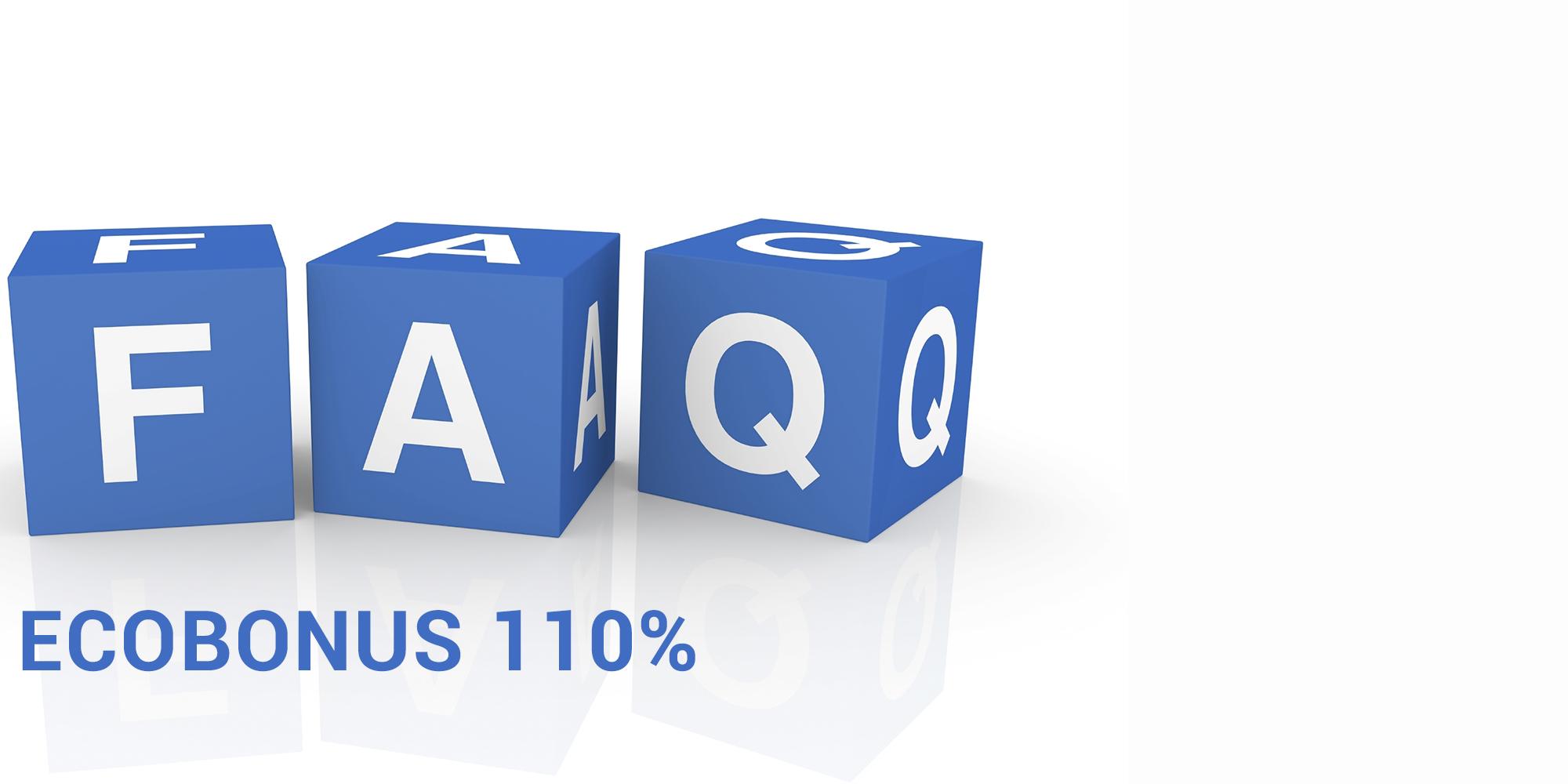 ECOBONUS 110%: Domande e Risposte